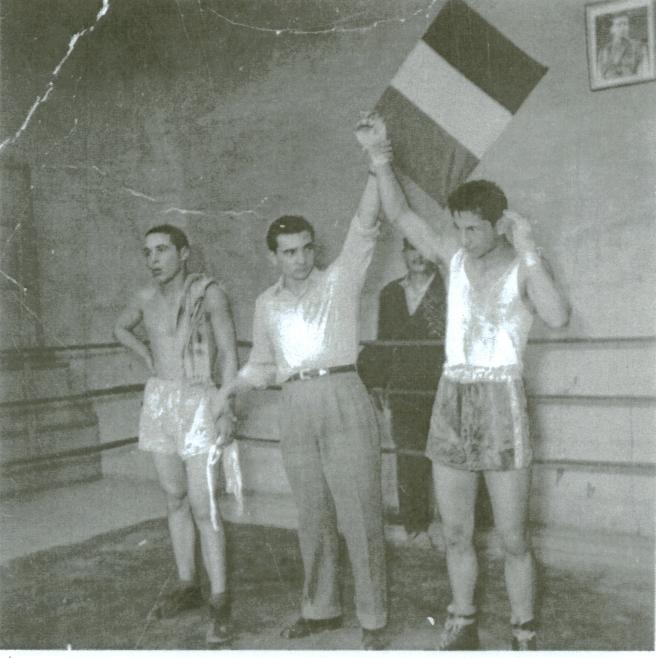 iraj boxing Andranik